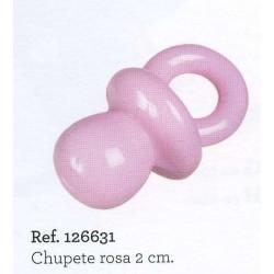 Chupón rosa
